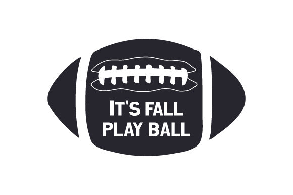 It's Fall, Play Ball Sports Craft Cut File By Creative Fabrica Crafts - Image 2
