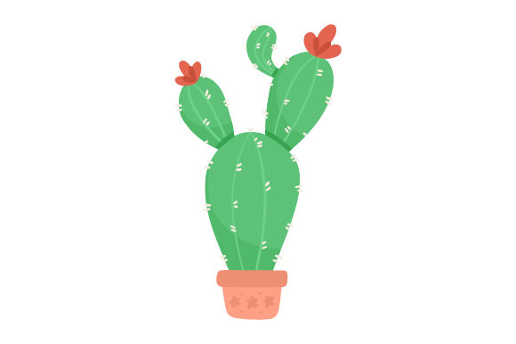 Nopales Mexico Craft Cut File By Creative Fabrica Crafts
