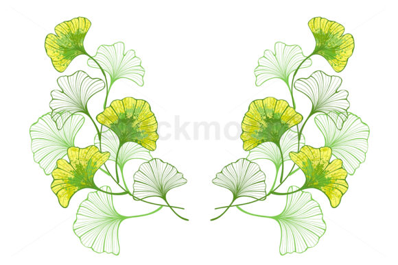 Download Free Symmetrical Pattern Of Colorful Leaves O Graphic By Blackmoon9 for Cricut Explore, Silhouette and other cutting machines.