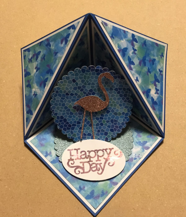 Download Free Step By Step To Create A Triangle Pop Up Card Creative Fabrica for Cricut Explore, Silhouette and other cutting machines.