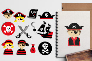Ahoy Pirates Graphic By Revidevi