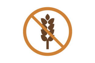 Download Free Gluten Free Icon Graphic By Marco Livolsi2014 Creative Fabrica for Cricut Explore, Silhouette and other cutting machines.
