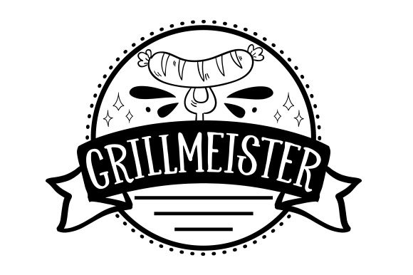 Download Free Grillmeister Svg Cut File By Creative Fabrica Crafts Creative for Cricut Explore, Silhouette and other cutting machines.