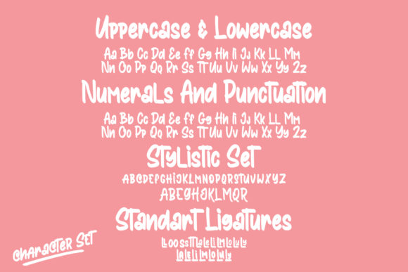 Hannessy Lemonade Font By stefiejustprince Image 10