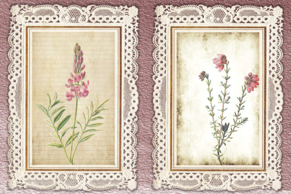 Download Free Journal Kit Pink Botanicals Free Clipart Graphic By The Paper for Cricut Explore, Silhouette and other cutting machines.
