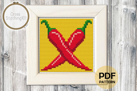 Download Free Dog N House Modern Cross Stitch Pattern Grafik Von for Cricut Explore, Silhouette and other cutting machines.