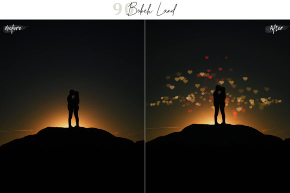 Download Free 90 Bokeh Land Lightsleaks Overlays Graphic By 3motional for Cricut Explore, Silhouette and other cutting machines.
