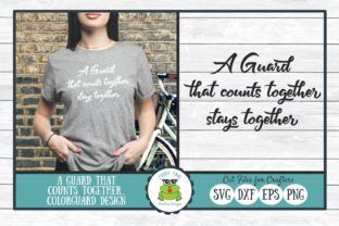 A Guard That Counts Graphic By funkyfrogcreativedesigns