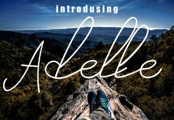Print on Demand: Adelle Script & Handwritten Font By darnotok005