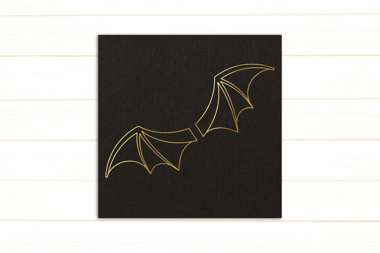 Download Free Bat Wings Graphic By Designedbygeeks Creative Fabrica for Cricut Explore, Silhouette and other cutting machines.