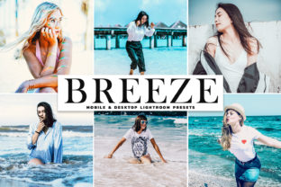Breeze Lightroom Presets Pack Graphic By Creative Tacos