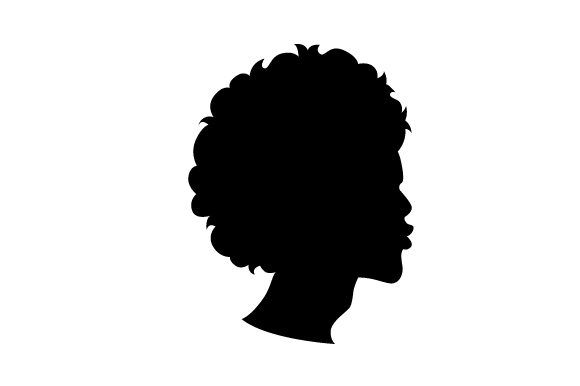 Download Free Cameo Of Man With Afro Svg Cut File By Creative Fabrica Crafts for Cricut Explore, Silhouette and other cutting machines.