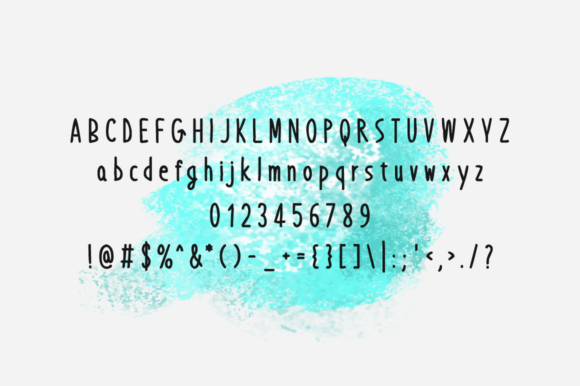 Print on Demand: Celebrate All Success Script & Handwritten Font By Imposing Fonts - Image 4