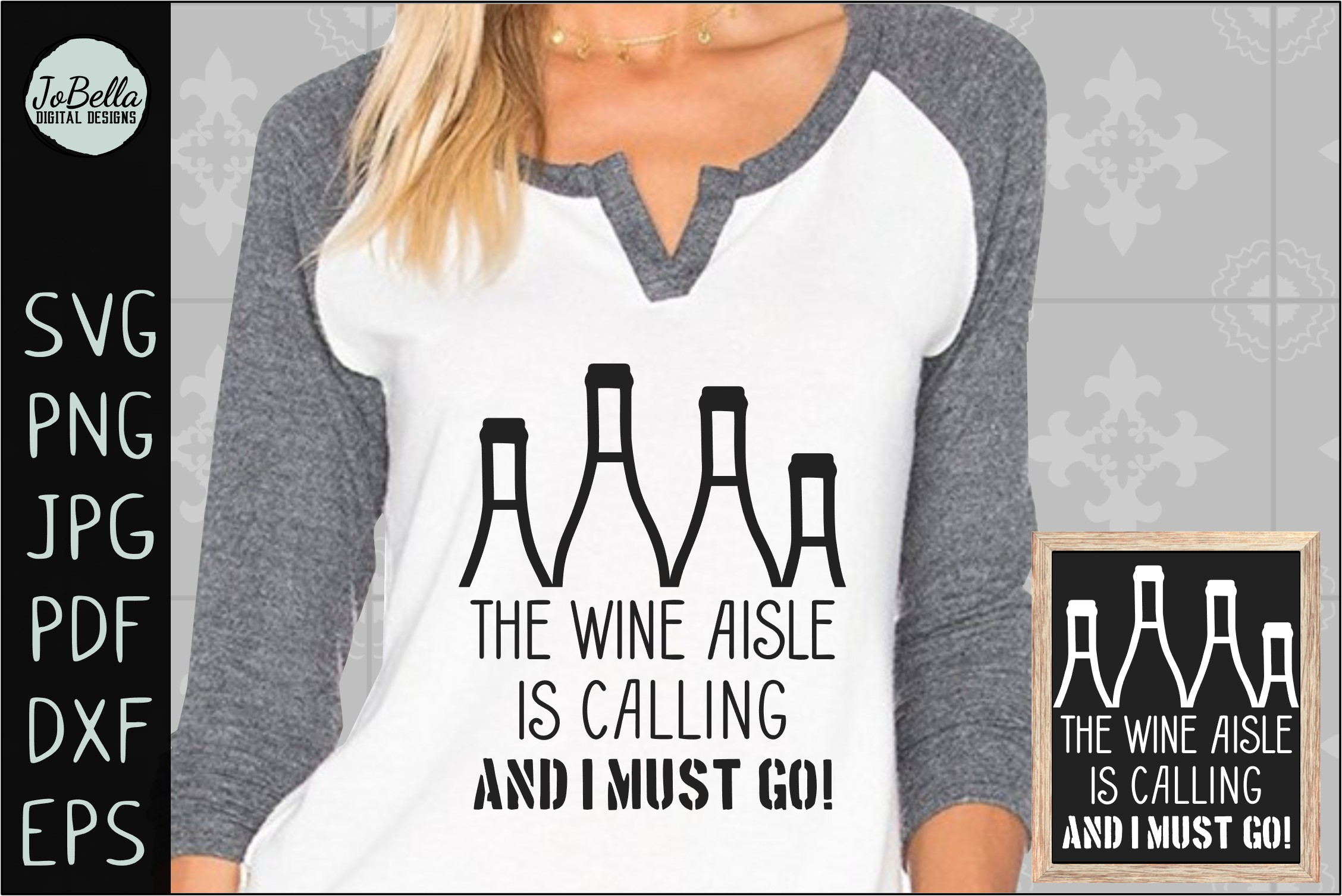 Download Free Funny Wine Graphic By Jobella Digital Designs Creative Fabrica for Cricut Explore, Silhouette and other cutting machines.