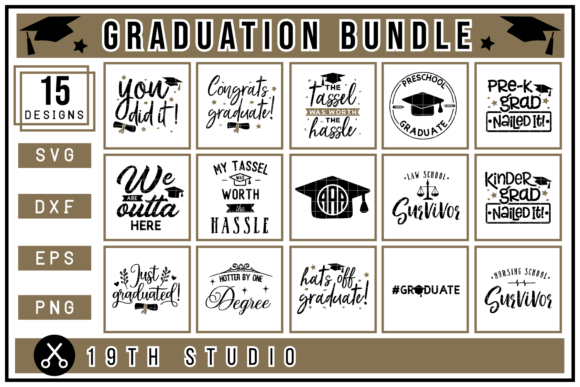 Download Free Easter Bundle Graphic By 19th Studio Svg Creative Fabrica for Cricut Explore, Silhouette and other cutting machines.