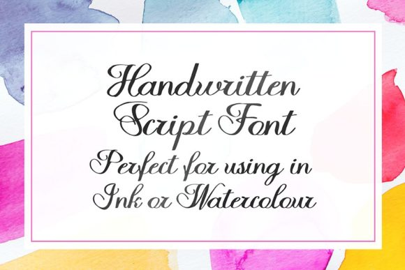 Halfesika Script Font By Solidtype Image 7