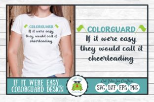 If It Were Easy They Would Call It Cheerleading Graphic By funkyfrogcreativedesigns
