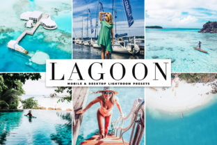 Lagoon Pro Lightroom Presets Graphic By Creative Tacos