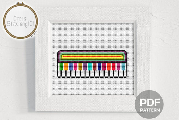 Download Free Pigeon Modern Cross Stitch Pattern Graphic By Crossstitching101 for Cricut Explore, Silhouette and other cutting machines.