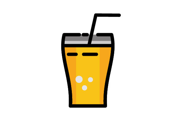Download Free Soda Drink Filled Line Icon Logo Design Graphic By Graphicrun123 for Cricut Explore, Silhouette and other cutting machines.