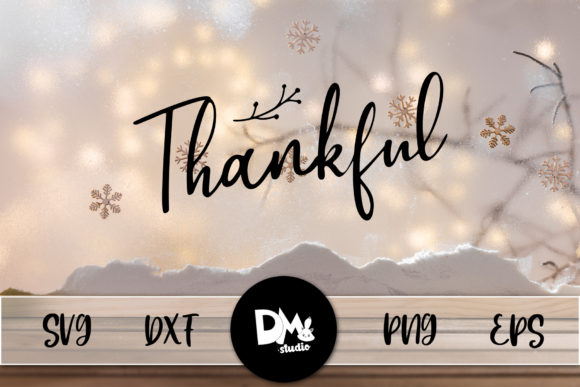 Print on Demand: Thankful Graphic Crafts By Sharon ( DMStd )