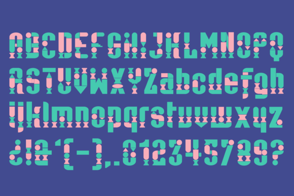 Print on Demand: Antica Color Fonts Font By yai.salinas - Image 2