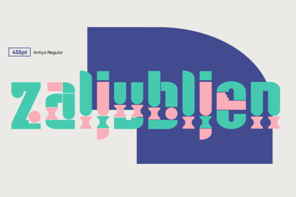 Print on Demand: Antica Color Fonts Font By yai.salinas - Image 7