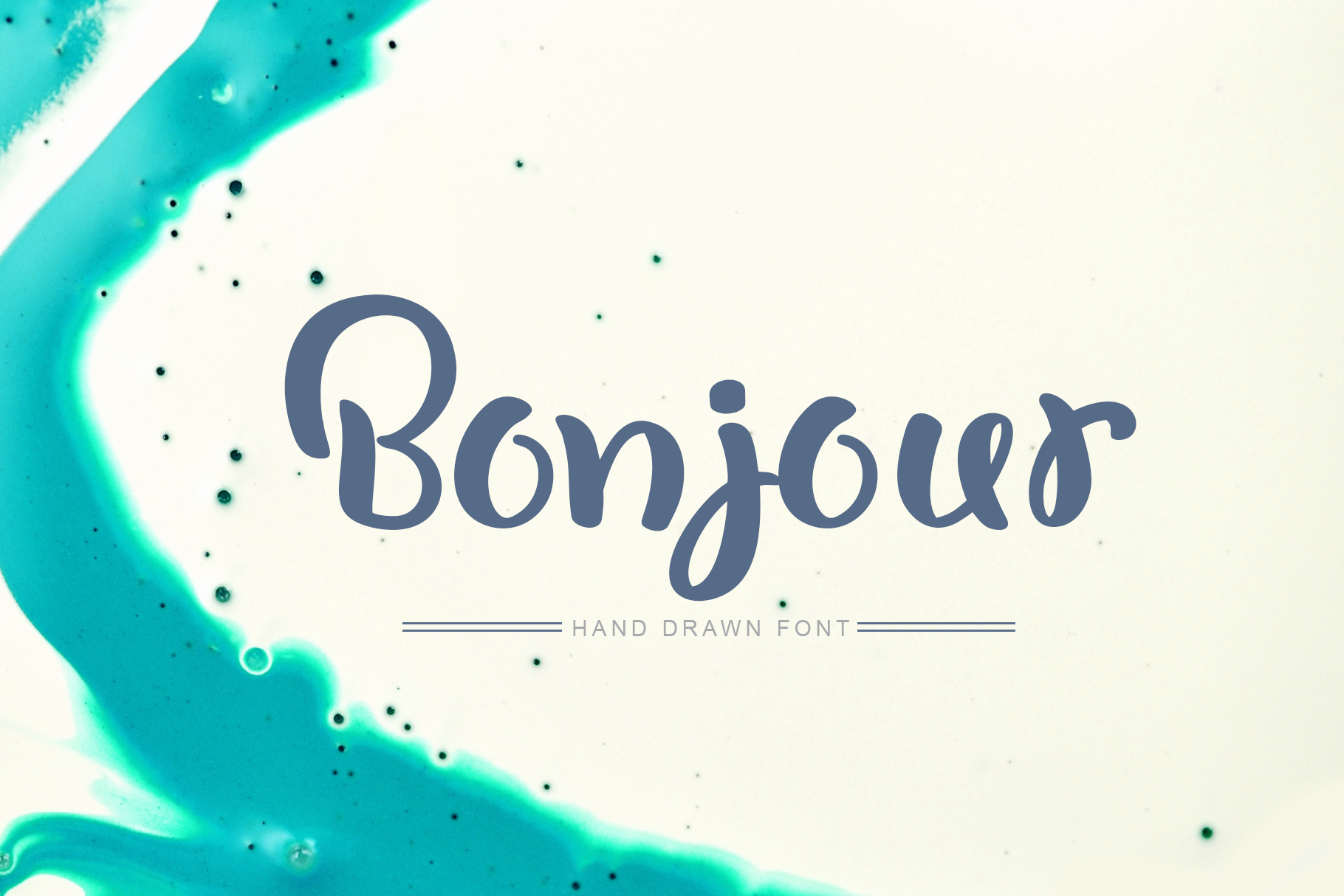 Download Free Bonjour Schriftarten Von Happy Letters Creative Fabrica for Cricut Explore, Silhouette and other cutting machines.