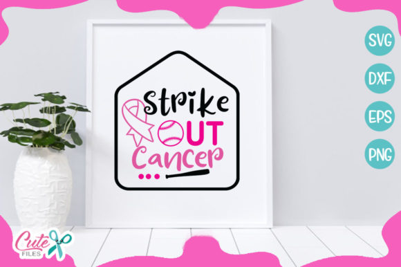 Bundle Breast Cancer Awereness Graphic Illustrations By Cute files - Image 11