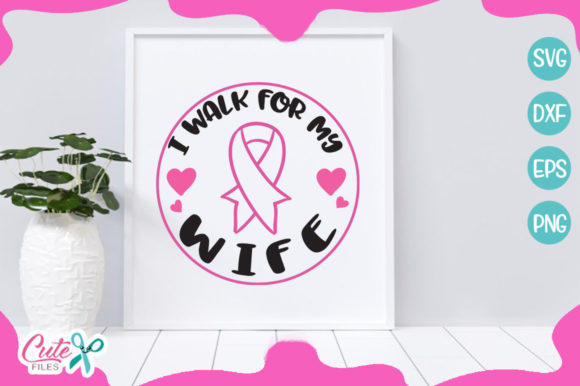 Bundle Breast Cancer Awereness Graphic Illustrations By Cute files - Image 12