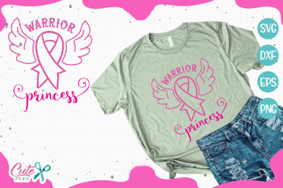 Bundle Breast Cancer Awereness Graphic Illustrations By Cute files - Image 8