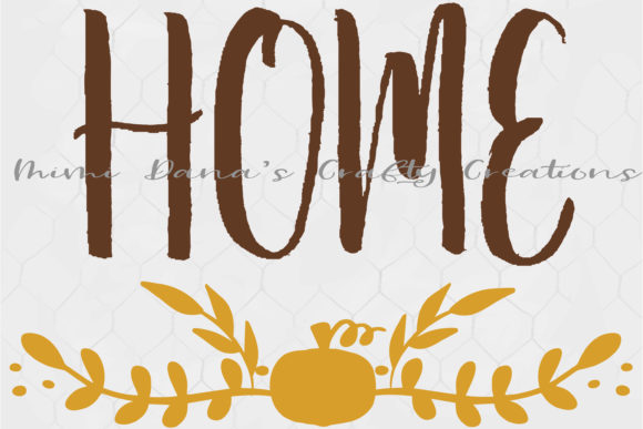 Print on Demand: Fall Farmhouse Home & Family Graphic Crafts By Dana Tucker - Image 3
