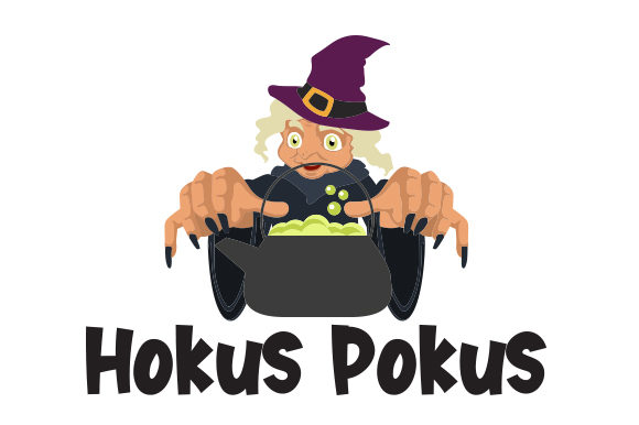 Download Free Hokus Pokus Creative Fabrica for Cricut Explore, Silhouette and other cutting machines.