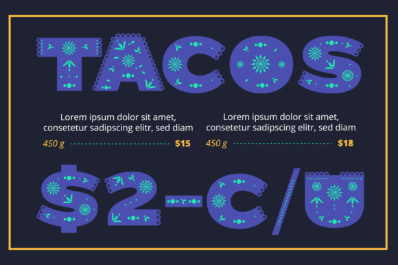 Print on Demand: Itze Color Fonts Font By yai.salinas - Image 8