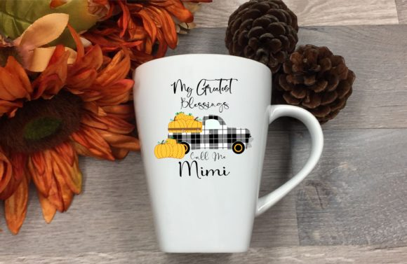 Print on Demand: My Greatest Blessings Call Me Mimi Graphic Crafts By Dana Tucker - Image 3
