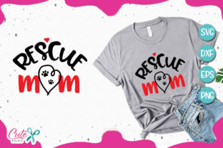 Rescue Mom Graphic Illustrations By Cute files