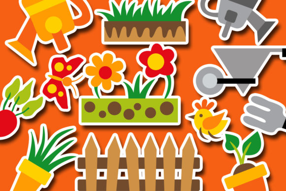 Print on Demand: Spring Gardening Graphic Illustrations By Revidevi - Image 2