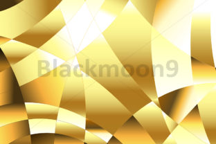 Golden Polygonal Background Graphic By Blackmoon9