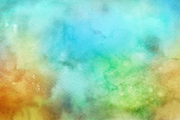 30 Spring Watercolor Backgrounds Graphic Textures By NassyArt - Image 3