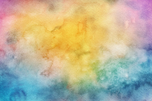 30 Spring Watercolor Backgrounds Graphic Textures By NassyArt - Image 4