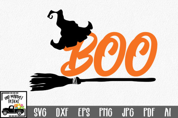 Boo Cut File Graphic Crafts By oldmarketdesigns