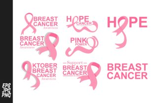Breast Cancer Bundle Graphic By Arief Sapta Adjie