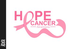 Breast Cancer - Hope Cancer Graphic By Arief Sapta Adjie