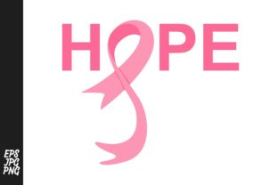 Breast Cancer -  Hope Graphic By Arief Sapta Adjie