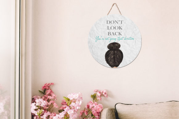 Print on Demand: Don't Look Back Graphic Crafts By Dana Tucker - Image 3