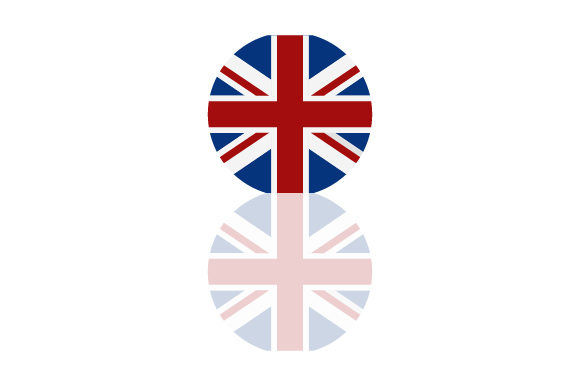 Download Free Great Britain Flag Graphic By Marco Livolsi2014 Creative Fabrica for Cricut Explore, Silhouette and other cutting machines.