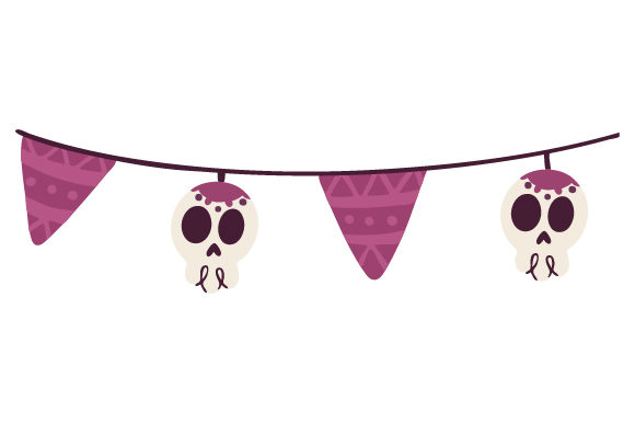 Download Free Halloween Banner Svg Cut File By Creative Fabrica Crafts for Cricut Explore, Silhouette and other cutting machines.