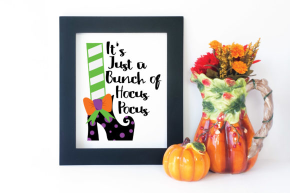 Download Free It S Just A Bunch Of Hocus Pocus Graphic By Oldmarketdesigns Creative Fabrica for Cricut Explore, Silhouette and other cutting machines.
