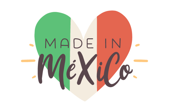 Download Free Made In Mexico Svg Cut File By Creative Fabrica Crafts SVG Cut Files