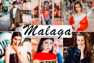 Malaga Lightroom Presets Pack Graphic By Creative Tacos